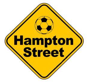 The Hampton Street Football Club's logo